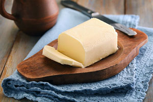 butter in a healthy diet