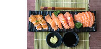 healthy diet fish fat