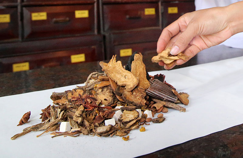 Chinese herbs for erectile dysfunction