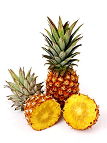 bromelain from pineapples is one of nature's miracles